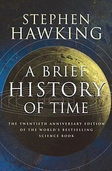 A brief of history of Time by Stephen Hawking. Great book. Makes physics accessible to everyone.