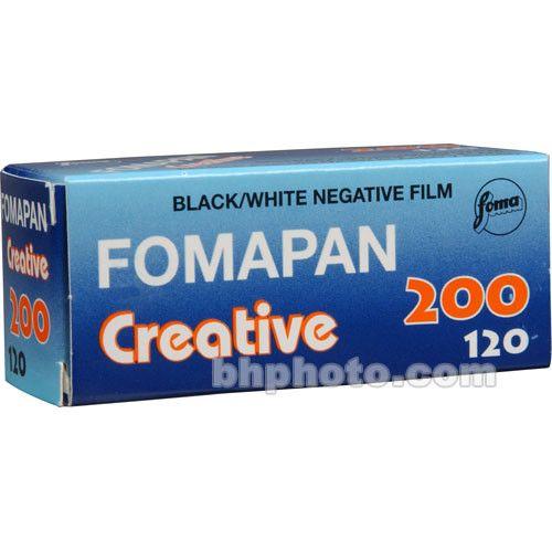 Foma Fomapan Creative 200 120 - $4.39