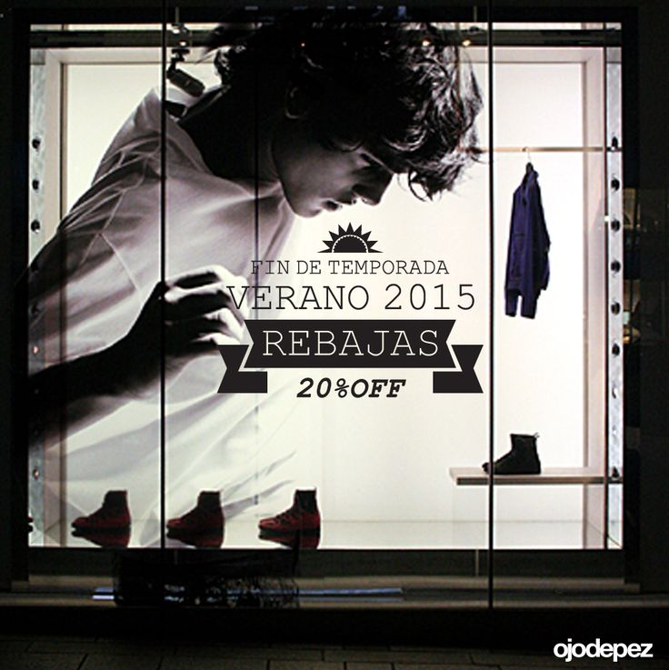 Vinilo Liquidación 058: Vinilos decorativos Liquidación Vinilos adhesivos vidrieras escaparates show window Window Display Wall Art Stickers wall stickers