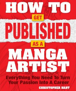 """Be sure to check out my new book,  """"How to Get Published as a Manga Artist: Everything You Need to Turn Your Passion into a Career""""  Available only from Amazon: http://www.amazon.com/How-Get-Published-Manga-Artist-ebook/dp/B00KE865R0/ref=sr_1_1?ie=UTF8&qid=1401458543&sr=8-1&keywords=PUBLISHED+MANGA+ARTIST"""