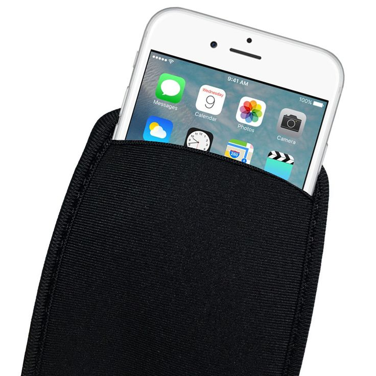 Black Elastic Soft Flexible Neoprene Protective Pouch Bag for iPhone 7 6 6S SE 5S Protect Sleeves Pouch Case for iPhone 7 Plus // iPhone Covers Online //   Price: $ 17.89 & FREE Shipping  //   http://iphonecoversonline.com //   Whatsapp +918826444100    #iphonecoversonline #iphone6 #iphone5 #iphone4 #iphonecases #apple #iphonecase #iphonecovers #gadget #gadgets