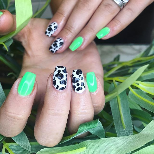 Pin By Lorraine On Nails In 2020 Neon Nails Nail Designs Nails
