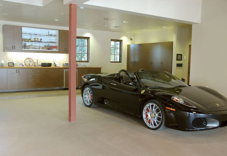 Luxury garage interiors what we offer luxury garage for Luxury garage interiors