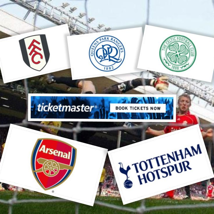 Book Tickets for the Latest Sporting Events available at Ticketmaster: Search for the Latest Football Fixtures tidd.ly/70953e78