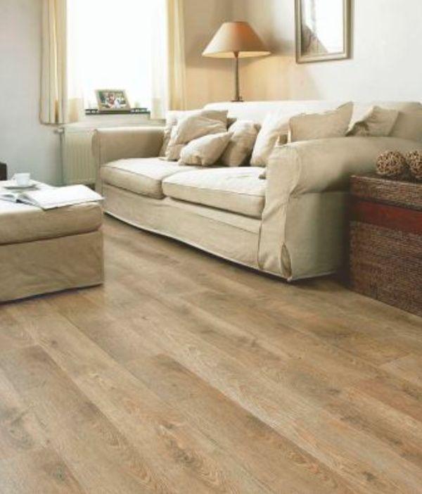 gelameleerde houten vloer