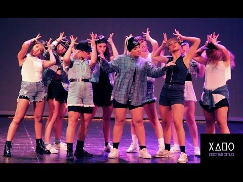 NEW KINGS Nicki Minaj | ReQuest Dance Crew - Skulls & Crowns Show