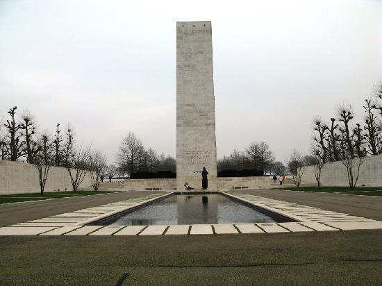 Netherlands American Cemetery- Margraten, The Netherlands