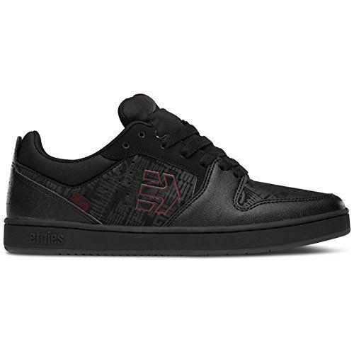 Scout - Chaussures de Skateboard Homme - Noir (Dark Black 008) - 43 EUEtnies aTlrBiqQe