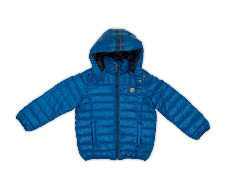Armani Junior Açık Mavi Mont