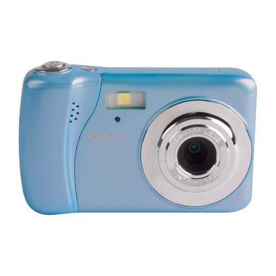 Vivitar XX14 Digital Selfie Camera, Blue
