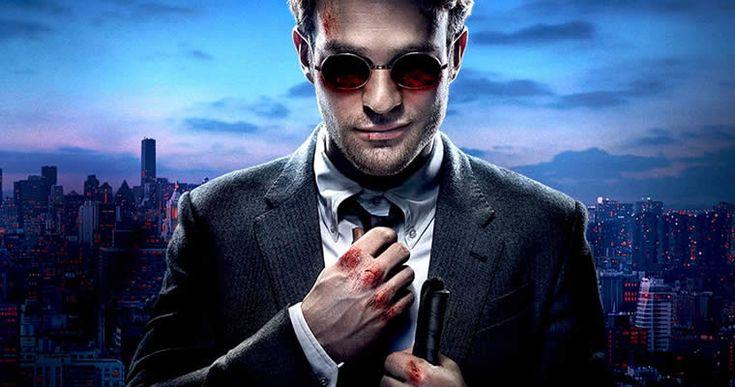 """Em abril, o canal Sony estreia na TV, a série """"Demolidor"""". A série disponível na Netflix é baseada nos quadrinhos da Marvel e a história ..."""