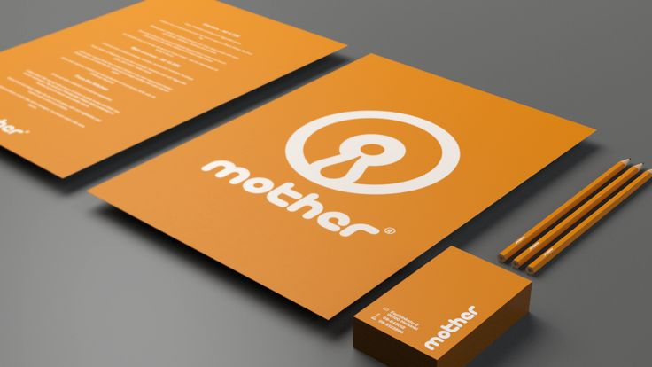 Logo & identity for Mother Bar & Kitchen