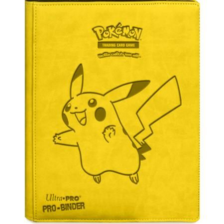 Ultra Pro Pokemon Pikachu Premium PRO-Binder