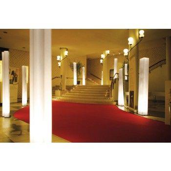 BRICK - lampa podłogowa od Slide. #goodform #slide #lampy #design