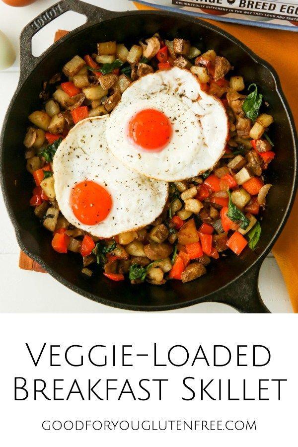 Happy Egg Gluten Free Breakfast Skillet