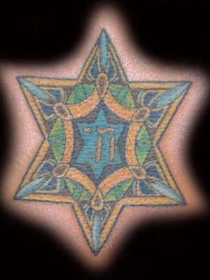19 best tattoo ideas images on pinterest star of david for Star of david tattoo designs
