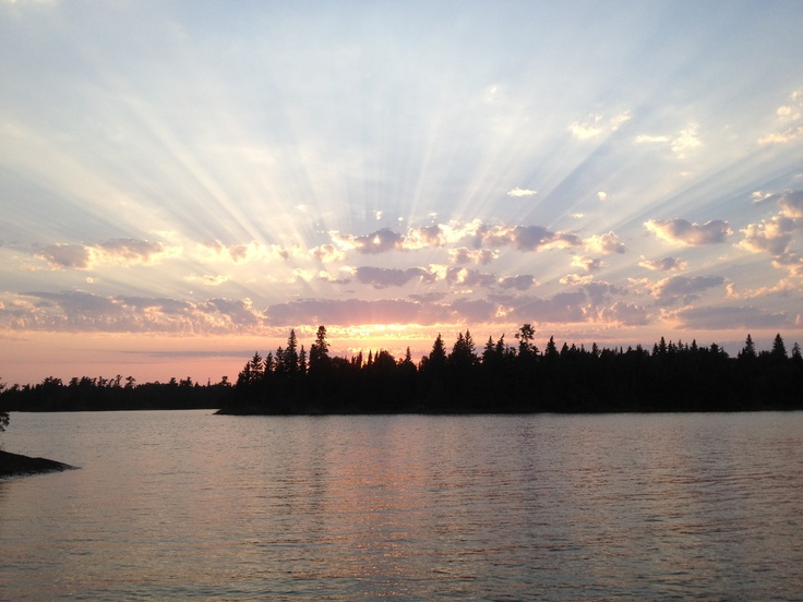 God's Grace by Aric - Lake of the Woods - Northwest Angle, Canada