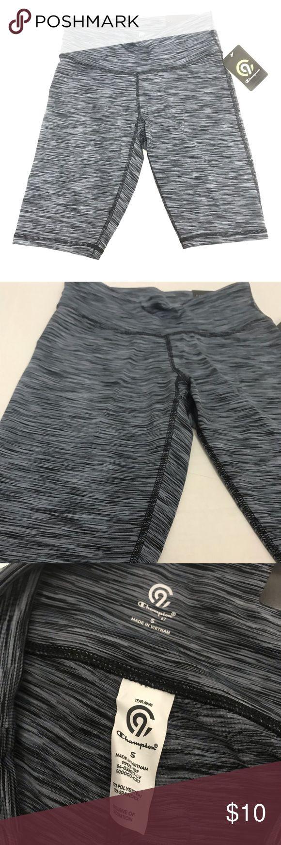 NWT! Champion | Target  Mid Rise Biker Shorts SZ S Target for Champion grey mid-…  – My Posh Closet