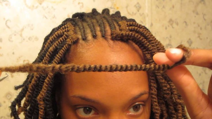 Crochet Hair You Can Brush : crochet nubian twist crochet kinky twists twists kinky crochet twists ...
