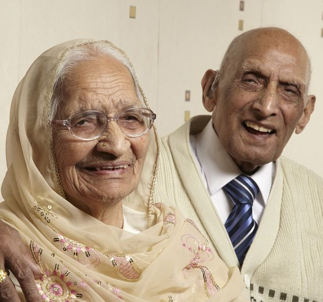 How to have a forever marriage - Karam and Katari Chand have been married for 87 years and are in the process of being confirmed as Guinness World Record holders for the world's longest marriage