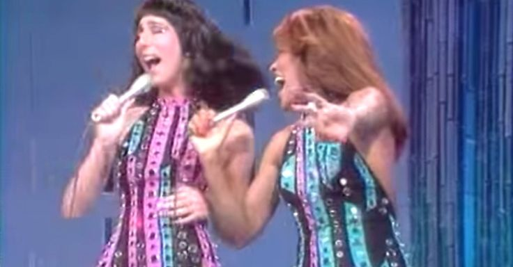 This Legendary Cher And Tina Turner Performance Will Blow You Away via LittleThings.com