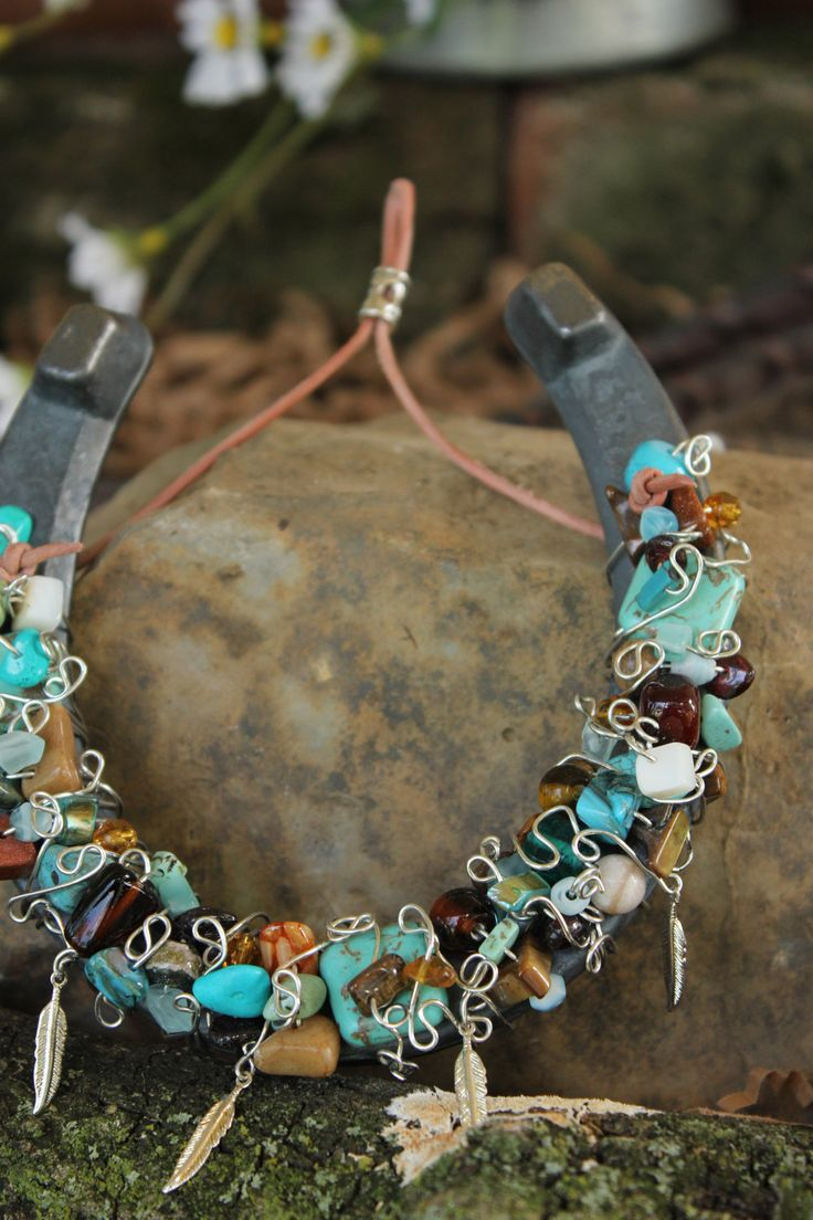 Horseshoe arts and crafts - Find This Pin And More On Crafts Horseshoe Art