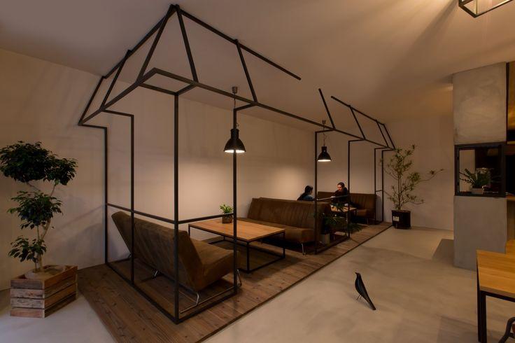 Gallery of Café Cicero / ALTS Design Office - 4
