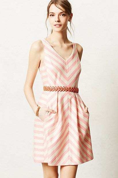 Meeting Point Dress #AnthroFave