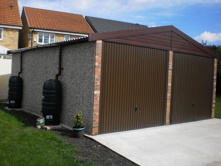 Best Prefab Garages : Best ideas about prefab garages on pinterest garage