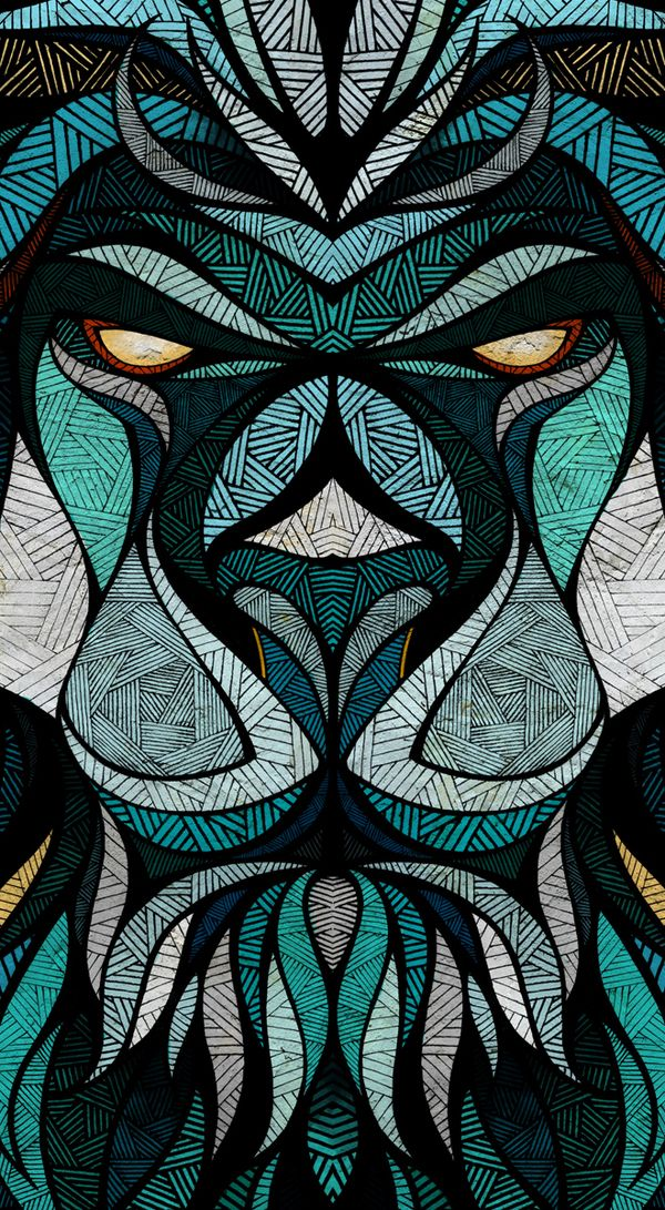 Landyachtz Longboards 2012 by Andreas Preis, via Behance this style as the faun from pans labyrinth