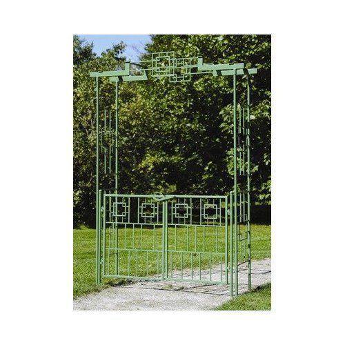 11 best garden sculpture images on pinterest garden for Simple garden gate designs