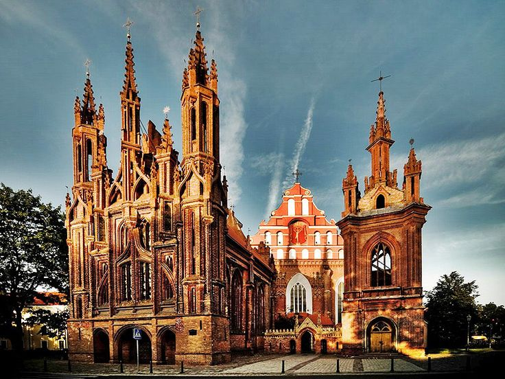 The Capital of Lithuania is Vilinus.