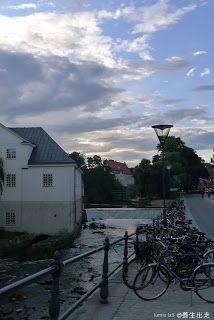 善生出走: 歐洲出走116天 (day14):瑞典烏普薩拉(I)。未知的目的地 Europe Backpack 116 days (day14) : uncertain destination ~ Uppsala