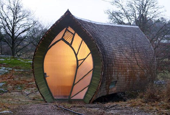 Modular Homes from Natural Materials by Torsten Ottesjo | Wisfer