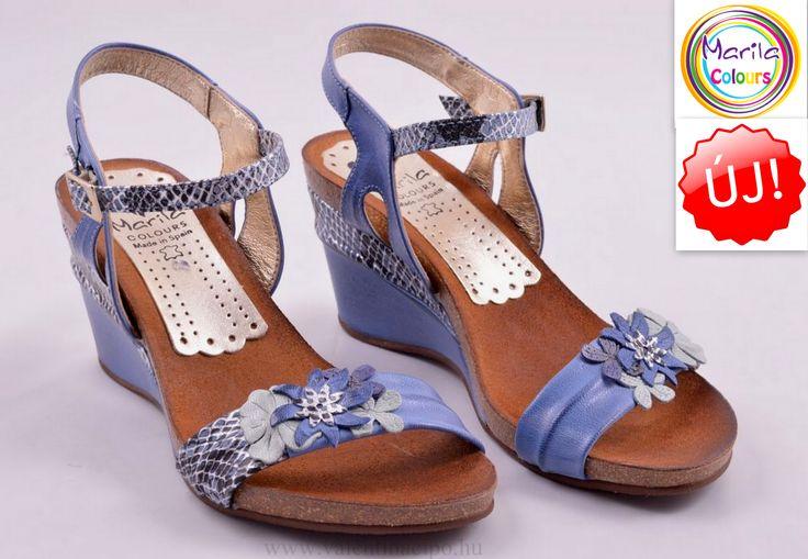Marila telitalpú, csinos női kék szandál virágos díszítéssel 35-41-ig méretig, megérkezett a Valentina Cipőboltokba :)  http://www.valentinacipo.hu/marila/noi/kek/szandal/146703640  #Marila #szandál #Valentina_cipőboltok