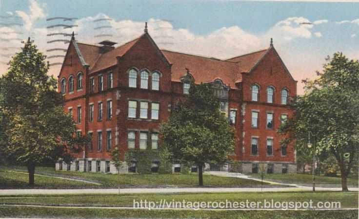 Eastman Building, University of Rochester 1915