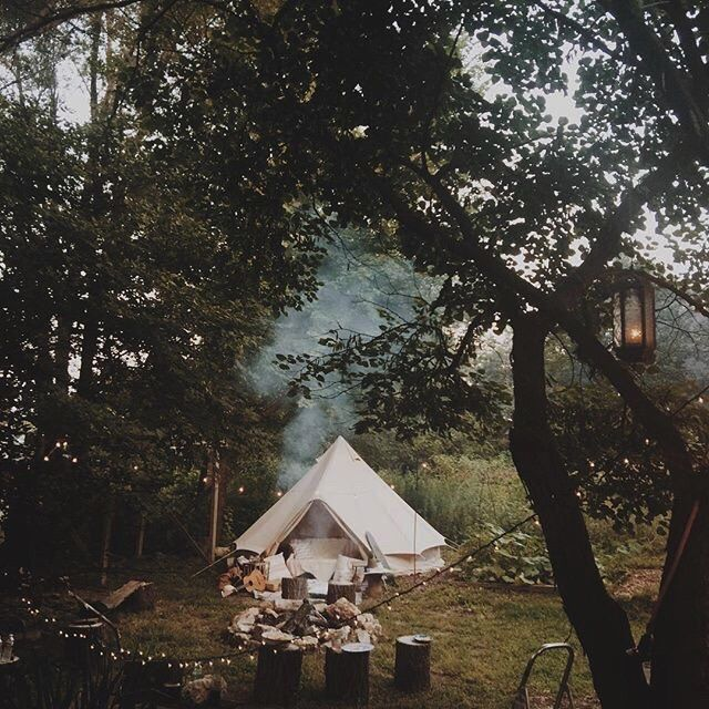 | ROAR VIBE LONDON | Pretty as a picture. Glamping. Pin via - http://zoso-soul.tumblr.com/post/124312316485/delta-breezes-kinsey-mhire