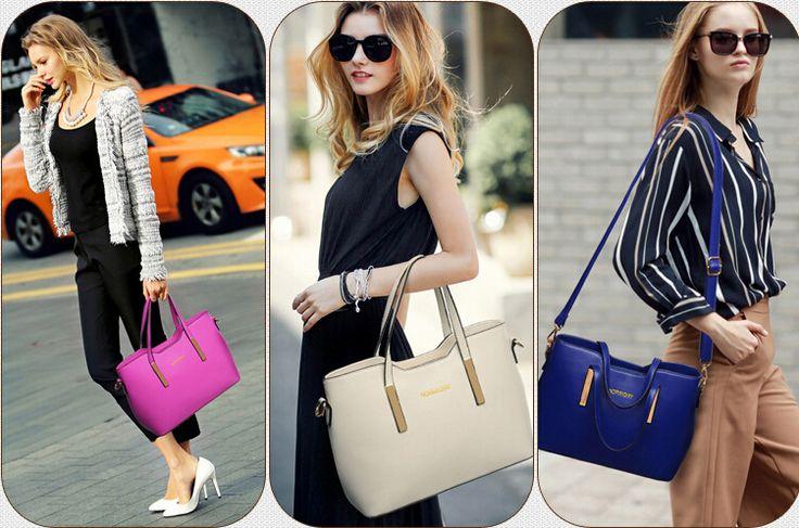 Европа новая зимняя мода женщин сумки качества pu кожаная сумка простой портативный сумка женская сумка большая емкость