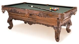 Olhausen Pool Table, Select Series