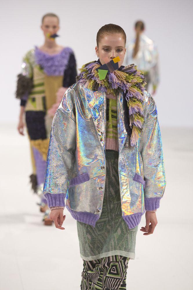 Graduate Fashion Week 2013: Ravensbourne Catwalk Show
