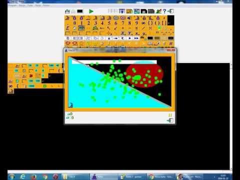 Programowanie w Języku Baltie - Odcinek XII - Pomoc i kolory - YouTube