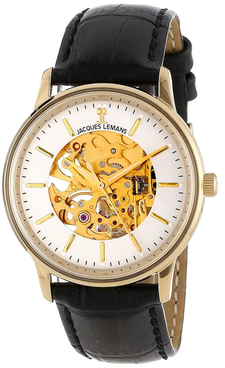 Jacques Lemans Unisex N-207B Nostalgia Classic Analog Mechanical Movement Watch ** You can get additional details at the image link.
