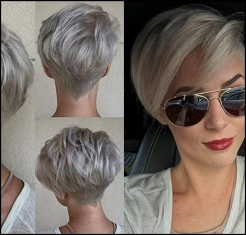 21 Kurzhaarfrisuren Undercut Frauen | Hair Style Women ...