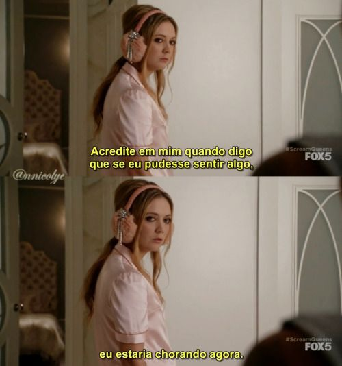 Scream Queens 1x06 - Seven Minutes in Hell