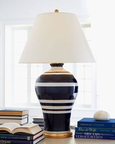 Ralph Lauren Lighting - beautiful, stylish lighting available in our showroom Archidzieło at Three Crosses Square.