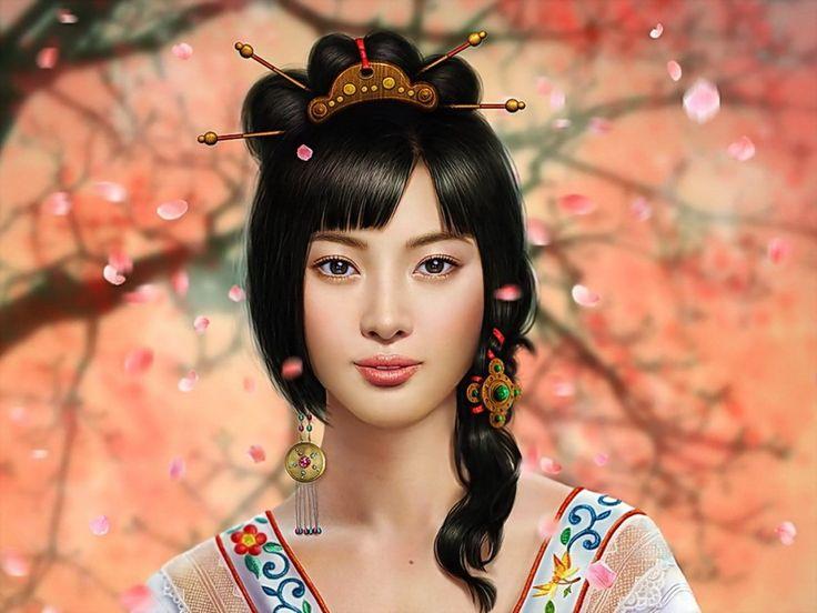 Японские маски и массаж для лица