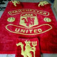 karpet raspur manchester united
