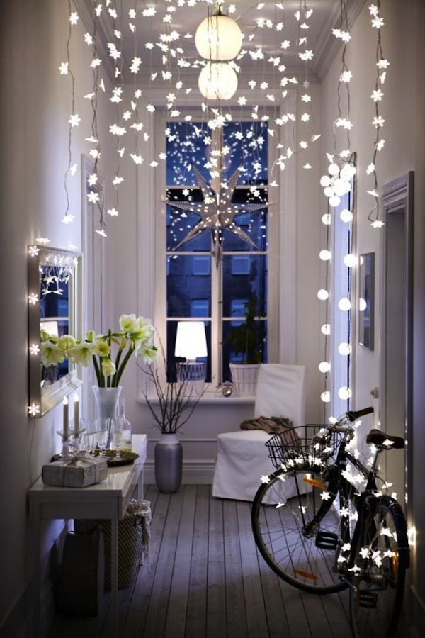 Just because you lack space in your home doesn't mean you can't get festive for the holidays, spark some creativity with these Christmas decorating ideas.
