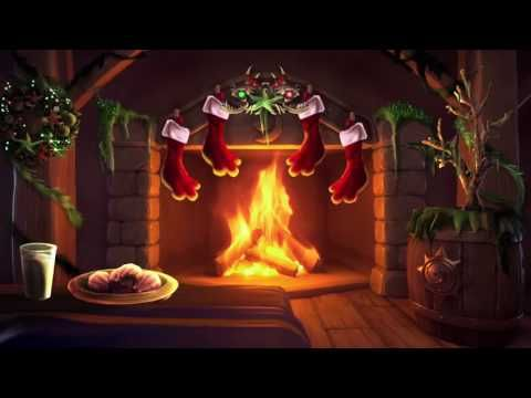 Blizzard Releases A Soothing 'Hearthstone' Murloc Yule Log