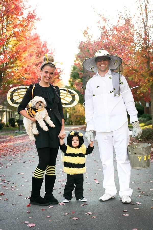 Family Halloween Costume Ideas With Toddler